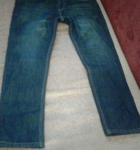 Продам новые зимние джинсы