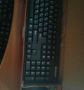 Клавиатура+мышь беспроводная,состояние новые.