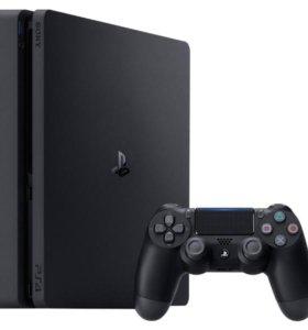 PlayStation 4 Slim 1 TB+Fifa2017