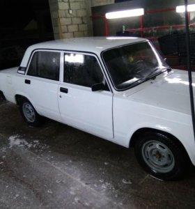 ВАЗ 2107 ОБМЕН