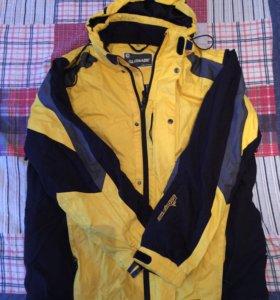 Зимний горнолыжный костюм