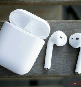 Беспроводные наушники iFans (аналог Apple AirPods)