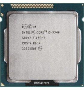 Процессор intel core I5-3340
