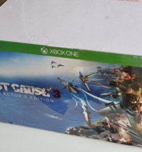 Игра Just Cause 3: Collector's Edition