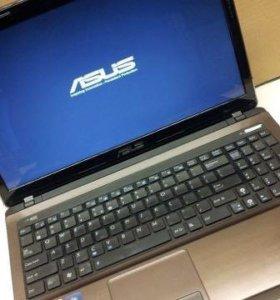Asus X53s intel core i5 2.3Ghz x 4–3.2ghz/4gb/500g