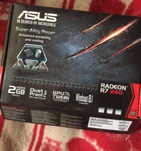 Видеокарта Radeon R7 240