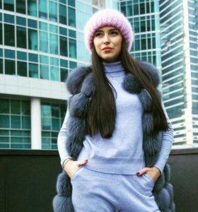 Модные теплые шапки