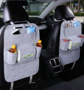 Органайзер на спинку переднего кресла авто