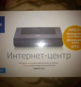 ZyXEL ADSL2+ P660HT3 EE
