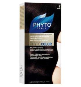 Фито Фитоколор (Phyto) Краска для волос Оттенок 2