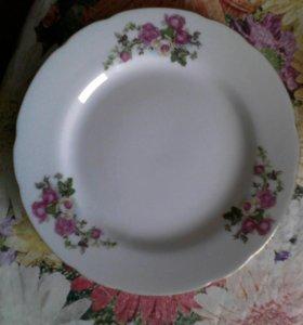 Японские фарфоровые тарелки