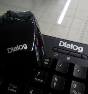 Blutooth клавиатура Gembird с мышью