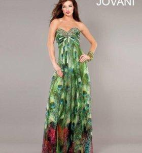 Платье jovani (йовани) оригинал