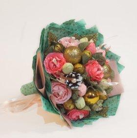 """Букет из конфет """"Новогоднее настроение"""""""