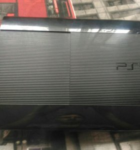 Sony ps3 super slim 320g