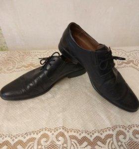 Туфли кожаные Размер 44