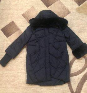 Куртка/пуховик (женская) зимняя