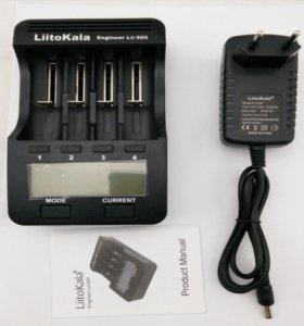 Зарядное Smart устройство Liitokala Lii-500