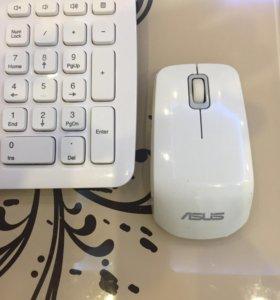 Беспроводная клавиатура и мышь ASUS W3000