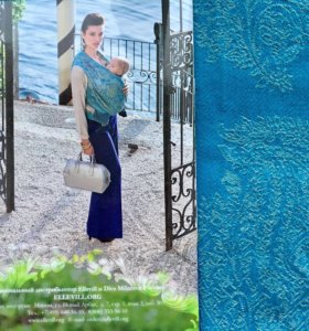 Слинг шарф Diva Milano