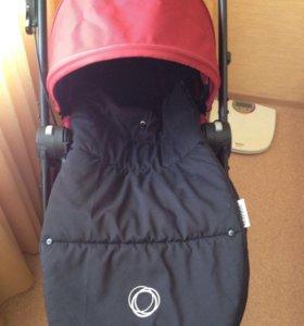 Коляска Baby Jogger versa GT и конверт