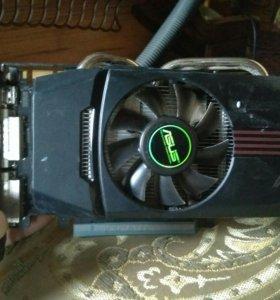 Видео карта Nvidia GeForce GTX560