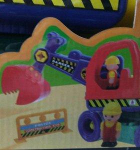 Детская игрушка для мальчиков. Новая.