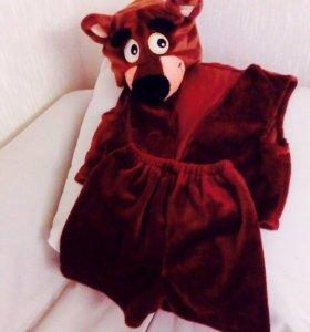 Костюм карнавальный Медвежонок