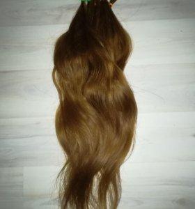 Волосы 50см 90 прядей