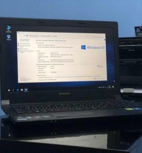 Игровой ноутбук Lenovo G5030
