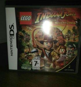 Игра LEGO Indiana Jones: The Original Adventures