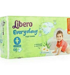 Подгузники Libero Everyday