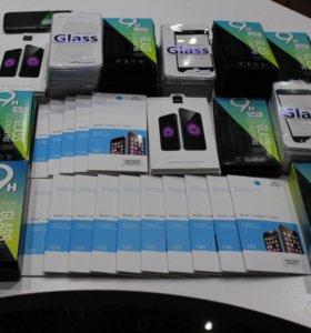 Противоударные защитные стекла для iPhone