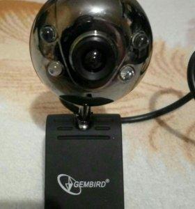 Веб-камера на прищепке