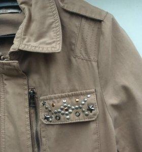 легкая куртка(парка)