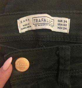Джинсы Zara на 42-44