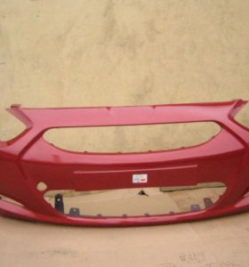 Передний бампер HyundaiSolaris