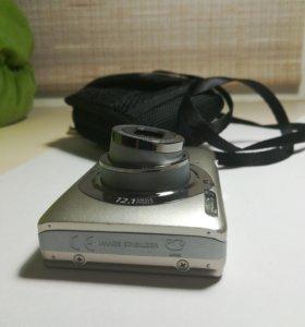 Требует ремонта - Canon IXUS 115 HS