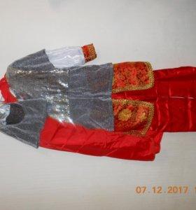 новогодний костюм Витязь