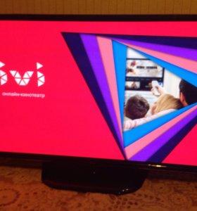 Телевизор smart tv LG 134см