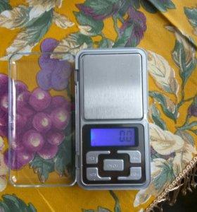 Весы карманные кулинарные