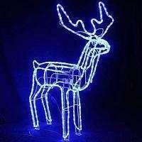 Светодиодный олень новогодний.