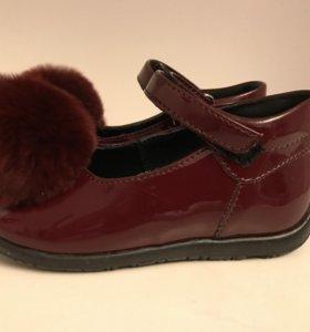 Новые туфельки Florens  23 размер