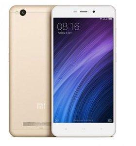 Xiaomi Redmi 4A 16Gb Gold Новый(Global version)