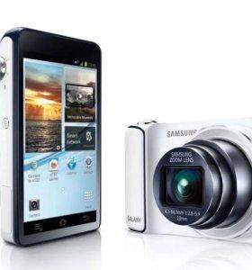 Samsung Galaxy Camera EK-GC110 с Wi-Fi на андроид
