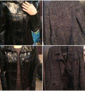 Куртка, пальто и пуховик