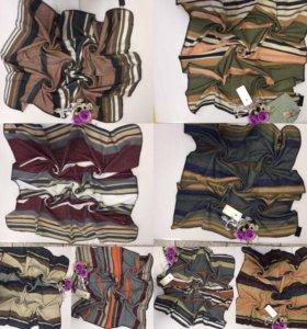 Плотные шерстяные платки Zara