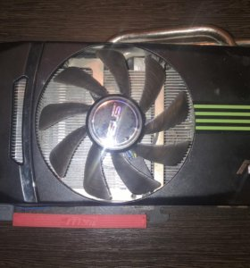Nvidia GTX 560 TI 1GB