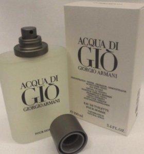 Тестер Giorgio Armani Acqua di Gio