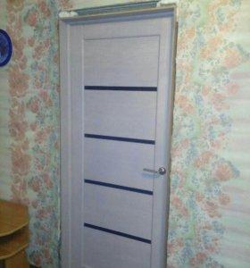 Дверь ЭкоШпон с монтажом под ключ